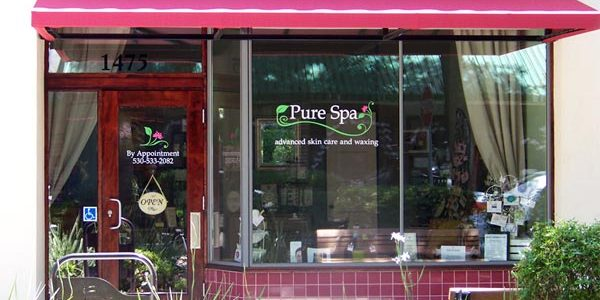 Purespa StoreFront